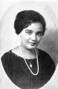Jessie Fauset (The Crisis, February 1924).
