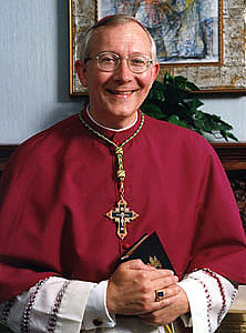 Bishop Leonard P. Blair