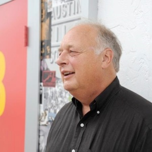 Director Al Reinert in 2013 SXSW publicity photo.
