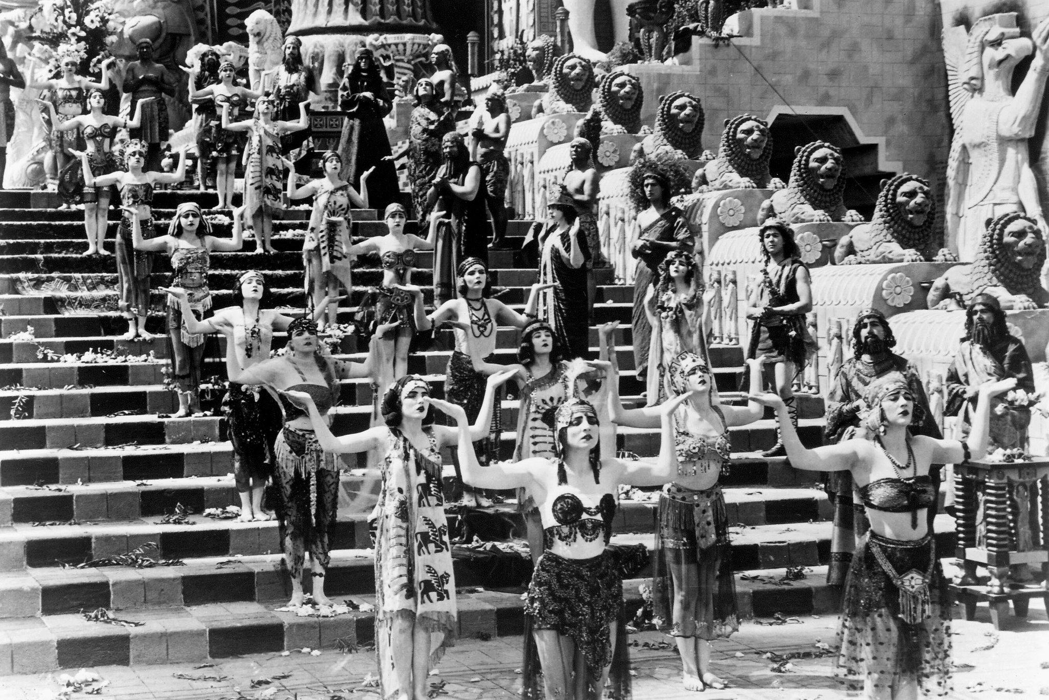 Image result for intolerance 1916 dance