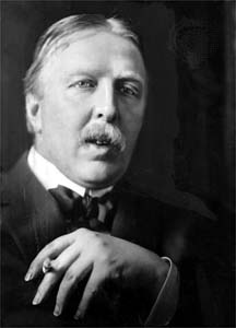 Ford Madox Ford (ca. 1912; photographer unknown).