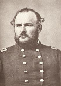 John Milton Chivington. (Denver Public Library Western History/Genealogy Dept.)