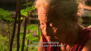 Adi's mother has lived with a half century of memory amid silence and practiced forgetfulness.