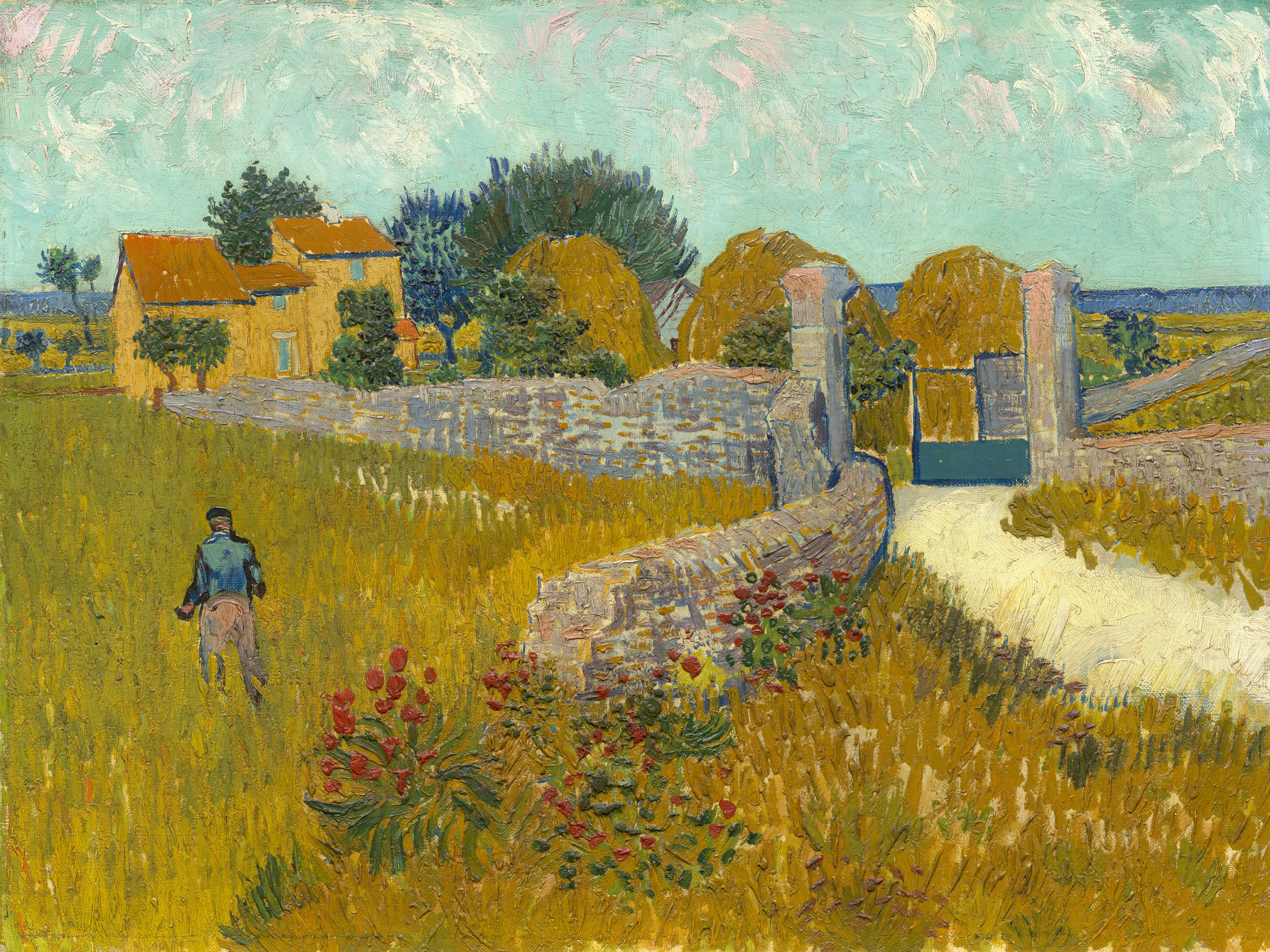 an introduction to the art and life of vincent van gogh Introduction wheat field with crows stands out  both the popular films lust for life and vincent and theo rewrite  museum of modern art: vincent van gogh: 5.