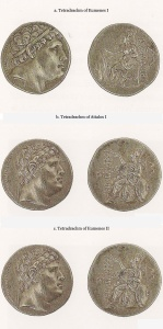 Tetradrachms of Pergamon
