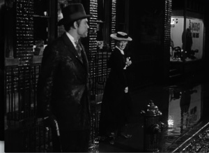 4. The pivotal meeting between Kane and Susan Alexander (Dorothy Comingore). Kane: