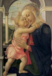 Botticelli, Madonna of the Loggia