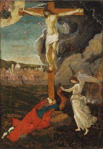 Botticelli, Mystic Crucifixion