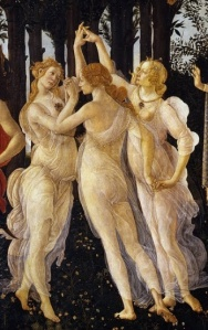 Botticelli, Three Graces