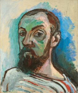 Matisse, Self-Portrait (1906)