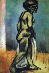 Matisse, Standing Nude