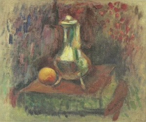 Matisse, Still Life with a Chocolate Pot