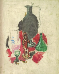 Matisse, Still Life with African Statuette
