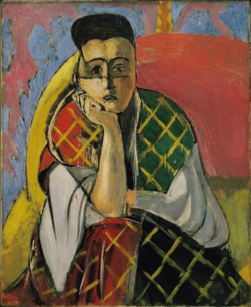 Matisse, Woman with Veil