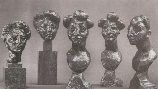 Matisse, Jeannette I – V
