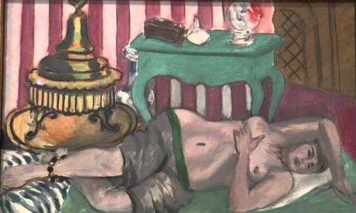 Matisse, Odalisque with Green Sash