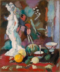 Matisse, Still Life with Plastic Figure