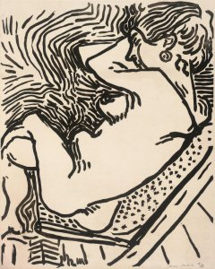 Matisse, The Large Woodcut
