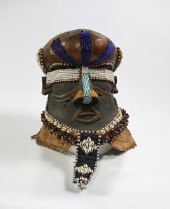 Mboom mask (Kuba)