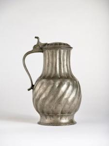 Pewter jug